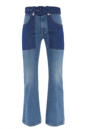 Belted jeans od MM6 Maison Margiela