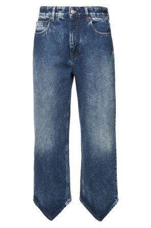 Wide legged jeans od MM6 Maison Margiela