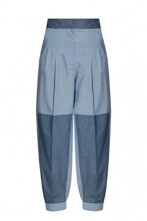 Balloon-leg trousers od Loewe