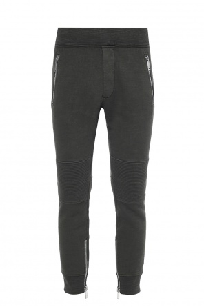 Sweatpants with stitching details od Dsquared2