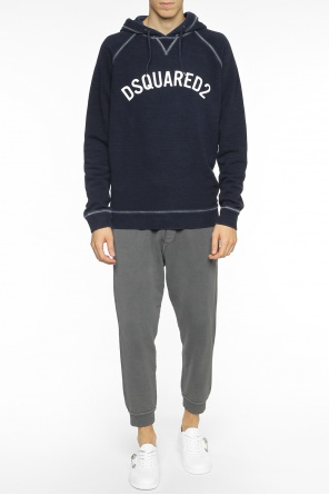Loose fit sweatpants od Dsquared2