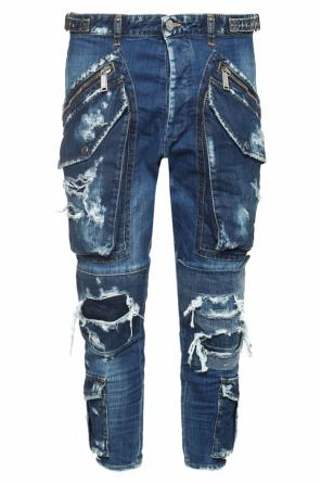 Distressed jeans od Dsquared2