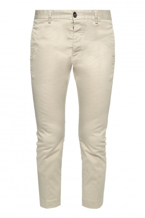 Zip cuff trousers od Dsquared2