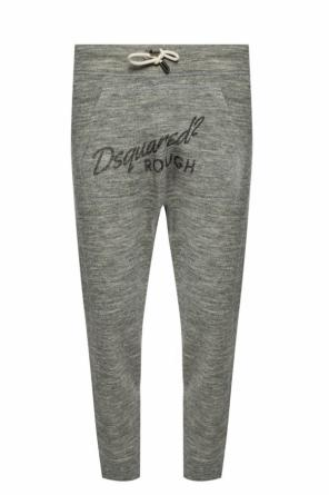 Branded sweatpants od Dsquared2