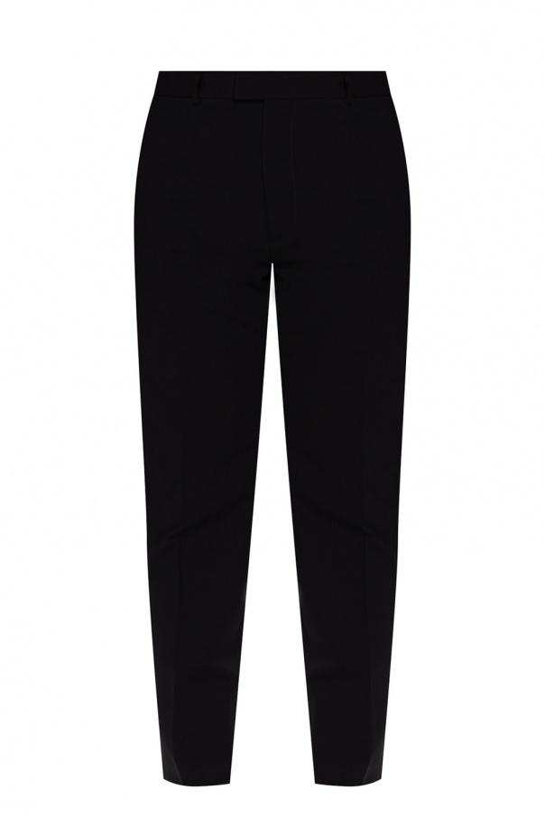 Dsquared2 'Cigarette Fit' pleat-front trousers