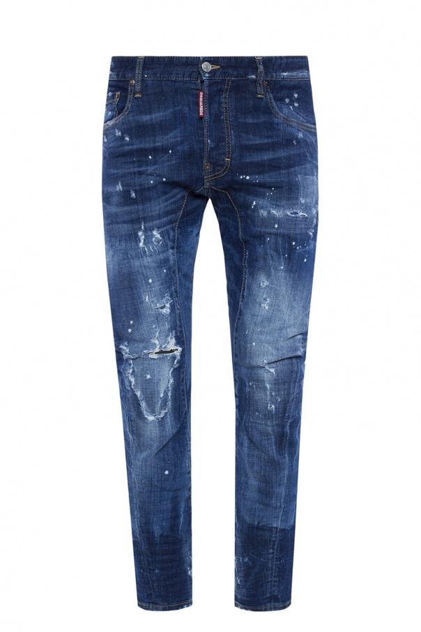 Tidy Biker Jean  jeans Dsquared2 - Vitkac shop online c1a9324e4c99