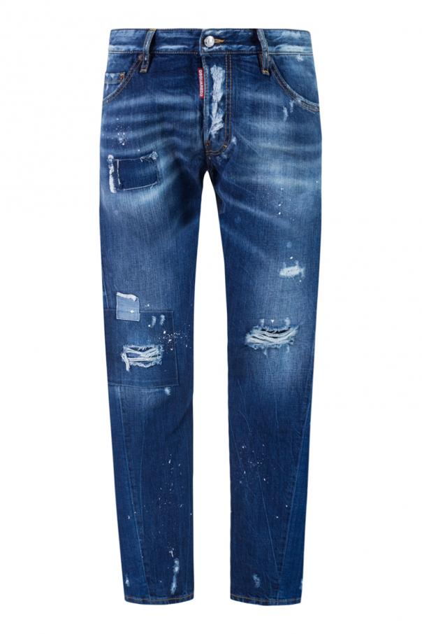 Dsquared2 sexy twist jeans