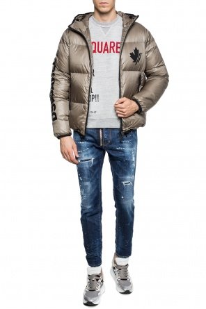 Jeansy 'city biker jean' od Dsquared2