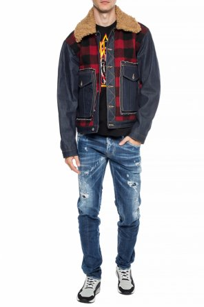 'slim jean' distressed jeans od Dsquared2