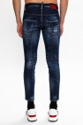 Dsquared2 Jeans with worn effect