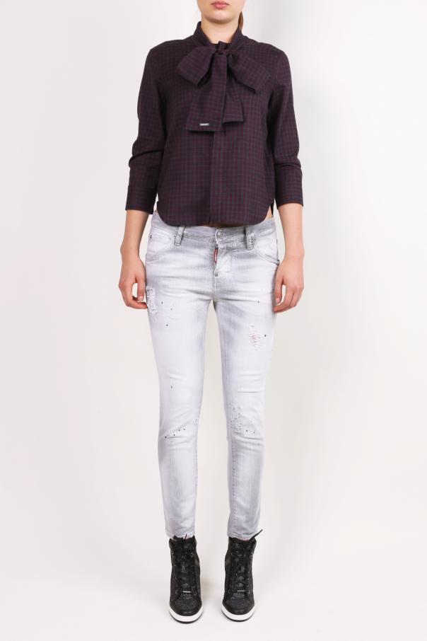 Jeansy 'cool girl jean' od Dsquared2