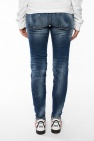 'medium waist skinny jean' jeans od Dsquared2