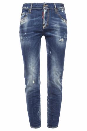 'cool girl jean' narrow leg jeans od Dsquared2