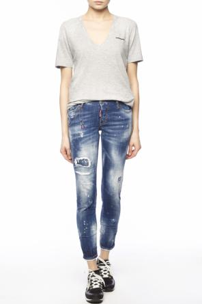 'jennifer jean' narrow leg jeans od Dsquared2