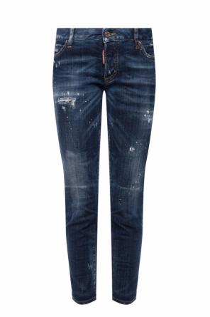 Jeans with tears od Dsquared2