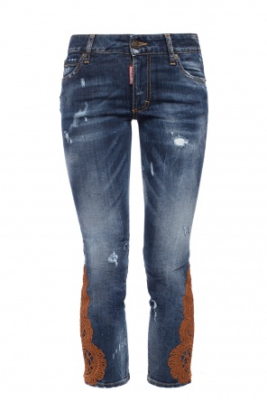 Runway flare' jeans od Dsquared2