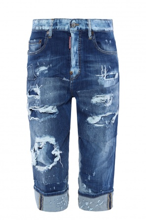 Jeansy 'kawaii jean' od Dsquared2