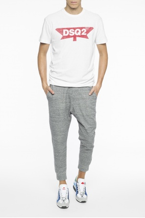 Marl sweatpants od Dsquared2