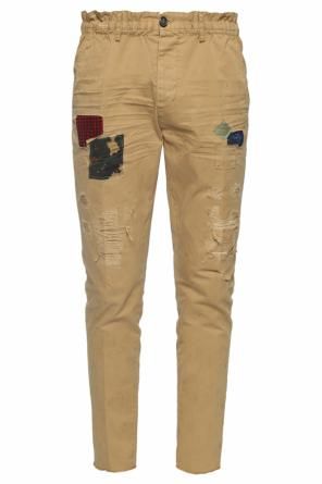 Embellished trousers od Dsquared2