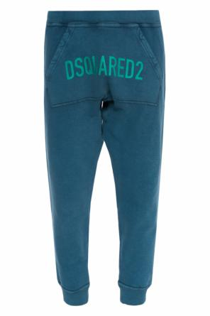 Narrow leg sweatpants od Dsquared2