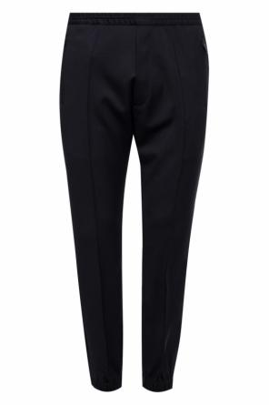 Trousers with front crease od Dsquared2