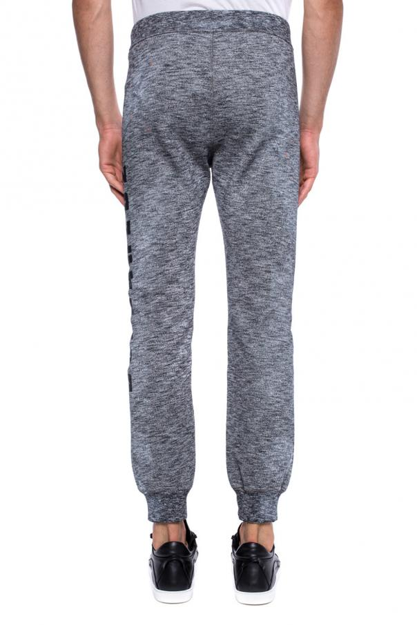 Sweatpants with a logo od Dsquared2