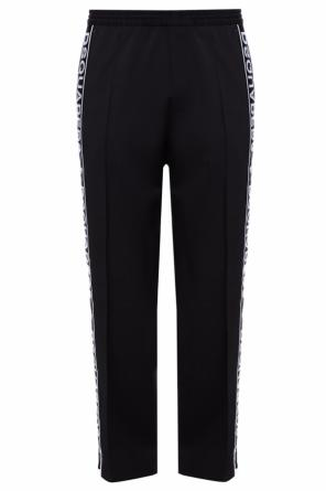 Sweatpants with front crease od Dsquared2