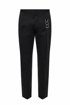 'cool guy fit' creased trousers od Dsquared2