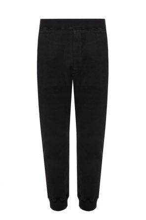 Tapered leg sweatpants od Dsquared2