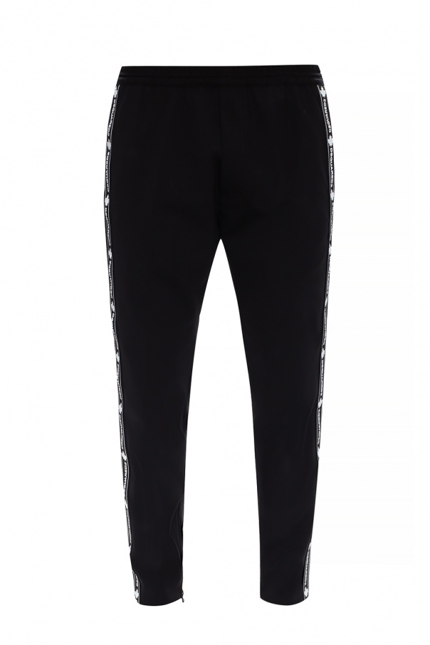 Dsquared2 Side-stripe trousers