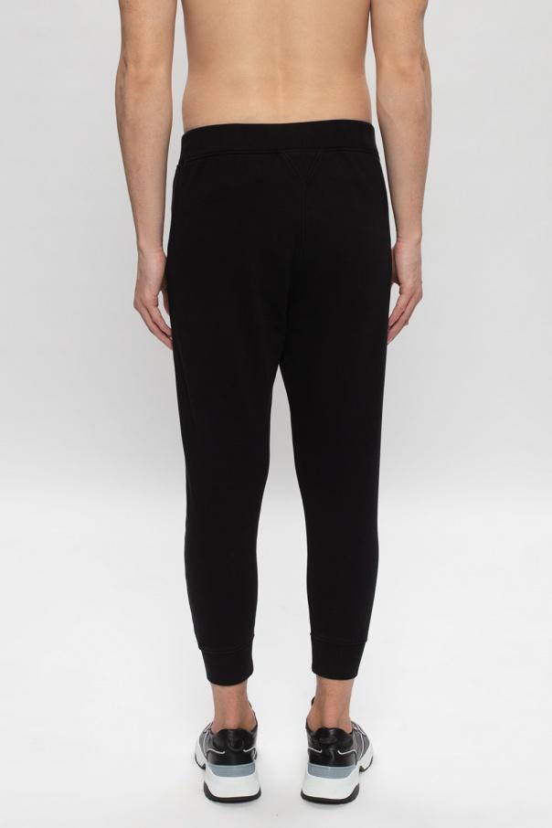 Dsquared2 Spodnie dresowe z logo QGmjXWLV