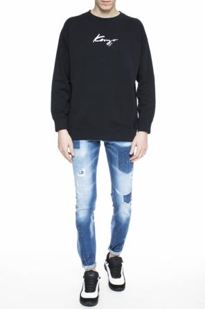 'long clement jean' jeans od Dsquared2