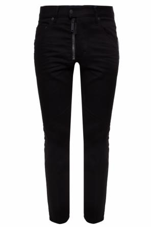 'skater jean' cotton trousers od Dsquared2