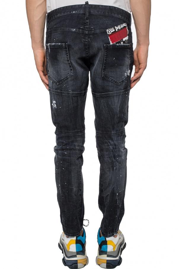 'tidy biker jean' jeans od Dsquared2