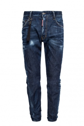'classic kenny twist' distressed jeans od Dsquared2