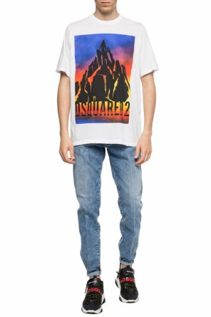 12aac24bf Logo-printed t-shirt od Dsquared2 ...