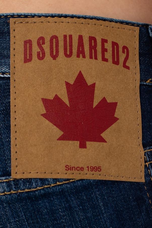 Tidy biker jean牛仔裤 od Dsquared2
