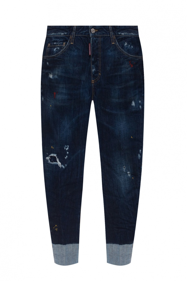 Dsquared2 'Sailor' jeans with logo