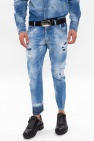 Dsquared2 'Tidy Biker Jean' raw edge jeans