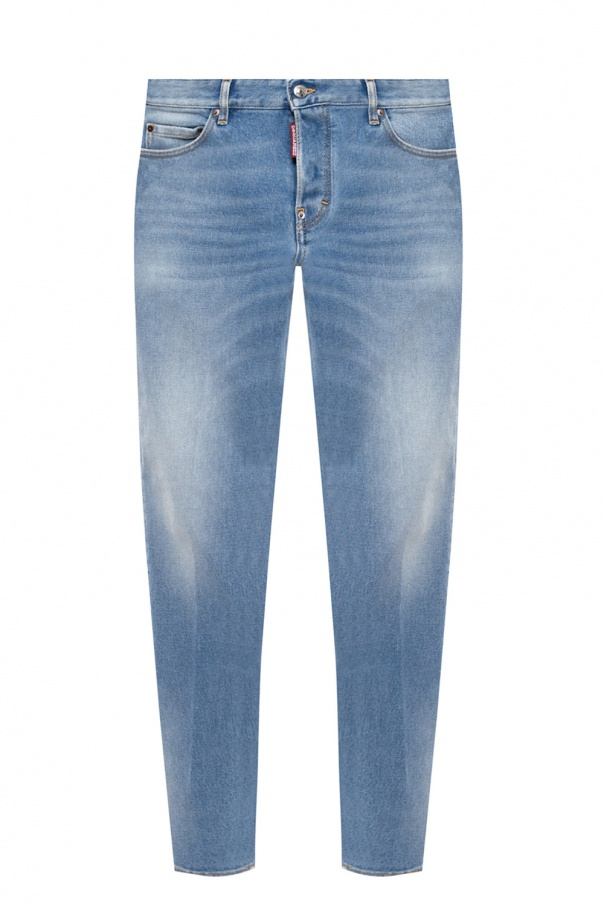 Dsquared2 'Slim Jean' jeans with logo