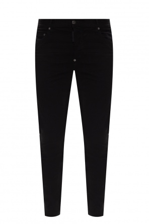 'super twinky jean' jeans with logo od Dsquared2