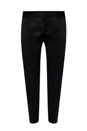 Creased trousers od Dsquared2