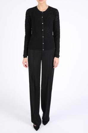 High-waisted trousers od Dsquared2