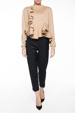 Pleat-front trousers od Dsquared2