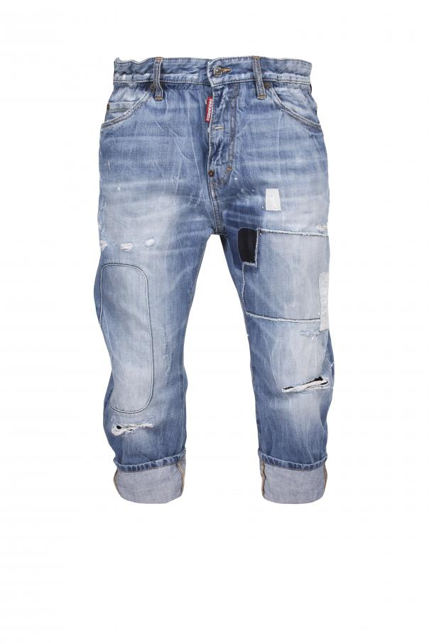 Jeansy 'big brother jean' od Dsquared2