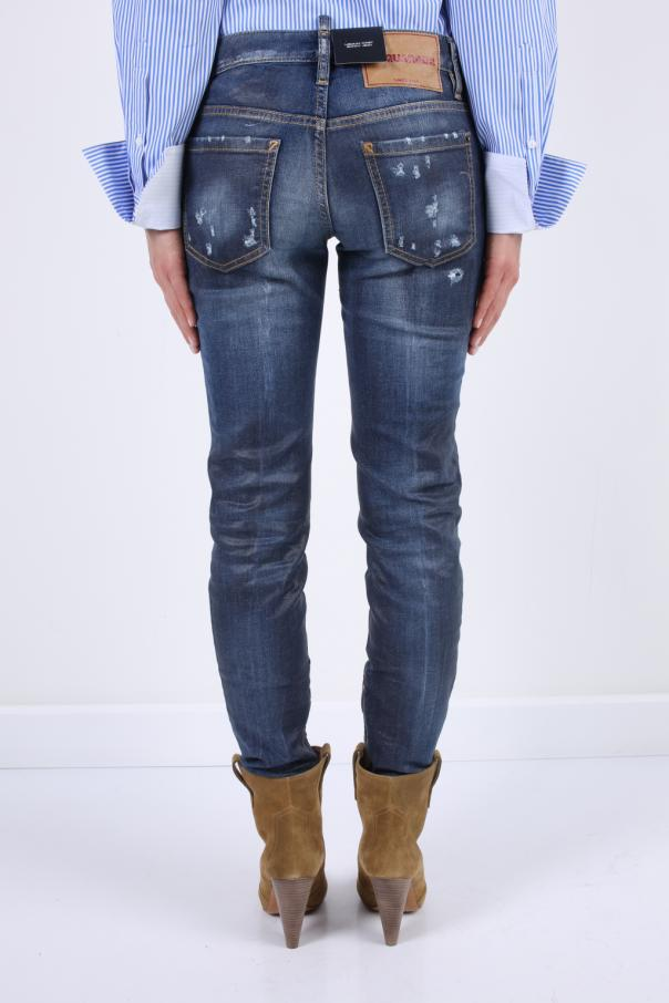 Jeansy 'medium waist skinny jean' od Dsquared2
