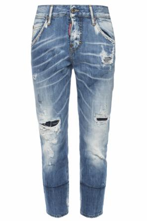 'cool girl' jeans od Dsquared2