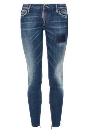 'super skinny' jeans od Dsquared2