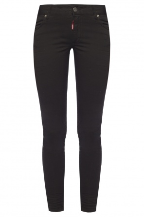 'twiggy jean' narrow leg jeans od Dsquared2