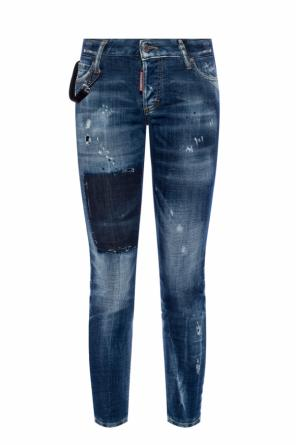 'jennifer cropped jean' jeans od Dsquared2